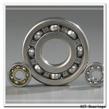 AST NUP409 M cylindrical roller bearings