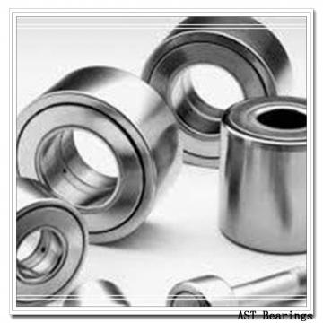 AST 5316ZZ angular contact ball bearings