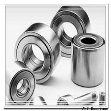 AST NU2203 E cylindrical roller bearings