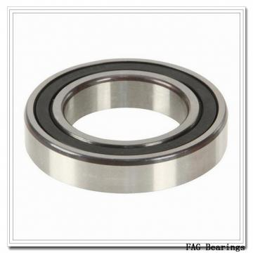 460 mm x 680 mm x 100 mm  FAG NU1092-TB-M1 cylindrical roller bearings