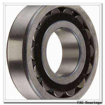 140 mm x 195 mm x 27 mm  FAG T4CB140 tapered roller bearings