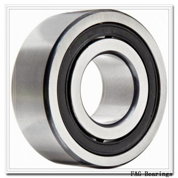 50 mm x 90 mm x 20 mm  FAG 30210-A tapered roller bearings