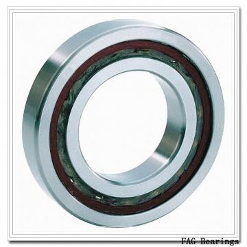 25 mm x 52 mm x 15 mm  FAG 30205-XL tapered roller bearings